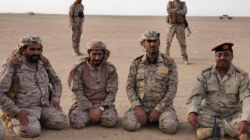 رئيس الأركان: الجيش الوطني والمقاومة الشعبية ماضون في دحر المليشيا الحوثية وتحرير كافة المحافظات