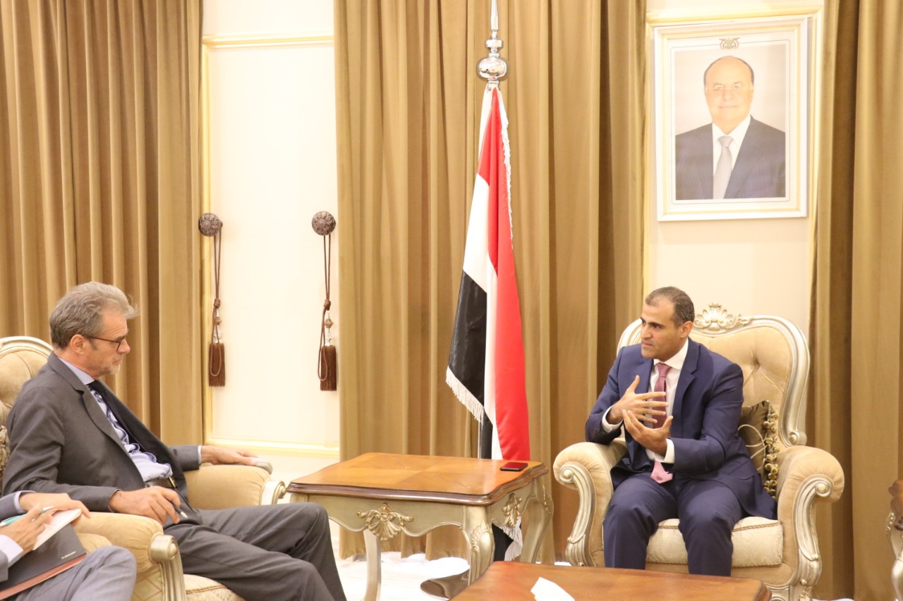 Vice FM Discusses UAE Aggression Against Yemeni Army With